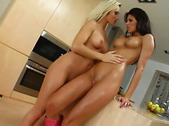 Carmen cocks and Zoe
