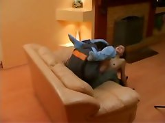Amateur butt movie with Russian couple