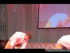 Hot topless hunks dancing and showing part2