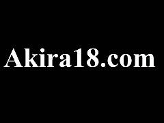 Innocent 22yo Tokyo girl Akira