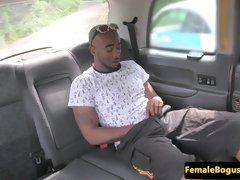 hooters british cabbie bentover by ebony guy