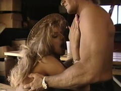 Hardcore Fucking Of Blonde In Vintage Style