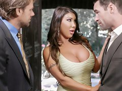 August Taylor & Charles Dera in My Wifes Ex - Brazzers