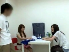 Fabulous Japanese chick Rin Kitano in Crazy Blowjob, Amateur JAV scene