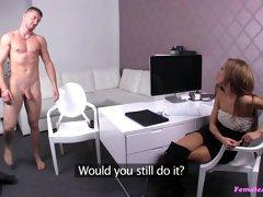 Incredible pornstar in Exotic Casting, Redhead xxx scene