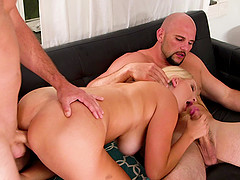 Vanessa Cage loves her husband because he is ok with sharing her