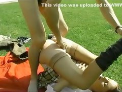 Incredible Amateur clip with Stockings, College scenes