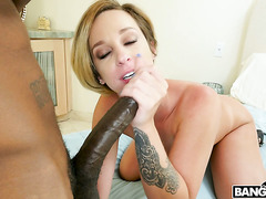 Jada Stevens likes sex a lot and with an ass like that she's one of a kind