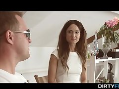 Dirty Flix - Angie Moon - The casting