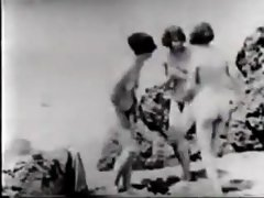 Exotic vintage sex movie from the Golden Time