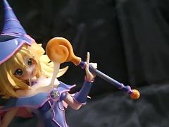 Magician Girl Figure Bukkake