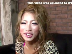 Incredible Japanese girl Rumika in Exotic JAV uncensored Hardcore movie