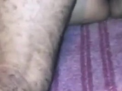 Horny Indian Aunty Being Pounded By A Man