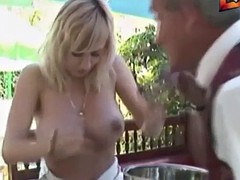 compilation swedish big natural tits