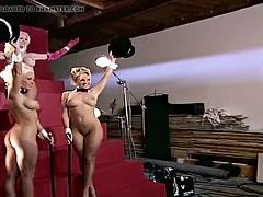 Nude Playboy Bunnies