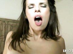 Susana Melo bouncing her ass like fierce cowgirl slut