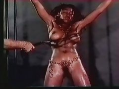 Big Titted Harem Slave Receives An Extreme Whipping (in slow motion)