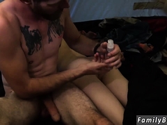 Young emo dick anal gay Camping Scary Stories