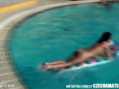 Young Teen´s Holiday Wild SexTape