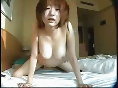 Japanese bigboobs babe fucking in doggystyle