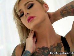 Fabulous pornstars Kleio Valentien, Ramon Nomar in Exotic Big Ass, Creampie xxx video