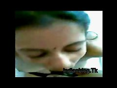 Busty Kerala girl blowjob like lollypop
