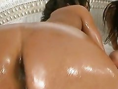 Lusty beautiful Alicia Tease gets her mouth stuffed with a monster hot nob