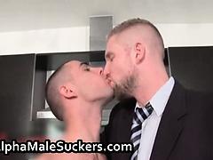 Sexy gay hardcore fucking and sucking