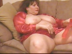 BBW Princess Masturbating and Getting Fucked